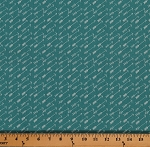 Cotton Hello Bear Adventure Springs Arrows Cotton Fabric Print by the Yard HBR-5438 Springs