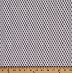 Cotton Precious Beginnings Optical Illusion 3D Cube Cotton Fabric Print by the Yard (R37-5529-0194)
