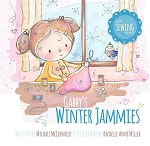 Children's Book - Gabby's Winter Jammies by Michael McCormick - Little Sewing Kids Book Series M408.01