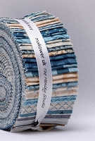 Jelly Roll - Something Blue by Edyta Sitar of Laundry Basket Quilts 2.5
