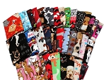 10 Fat Quarters - Dogs Puppy Puppies Canine Pets Animals Assorted Quality Quilters Cotton Fabric Bundle M227.05