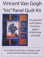 Quilt Kit - Vincent Van Gogh