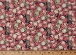 Cotton Succulents Desert Plants Nature Oasis Green Pink Cotton Fabric Print by the Yard (OASIS-C2314-DESERT)