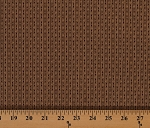 Cotton Jo Morton's Best Friend Thin Brown Stripe Civil War Reproduction Fabric by the Yard A5608-N