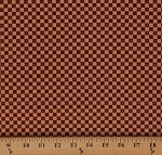 Cotton  Jo Morton Essex Checks Checkerboard Squares Civil War Reproduction Fabric Print By the Yard A7431-R