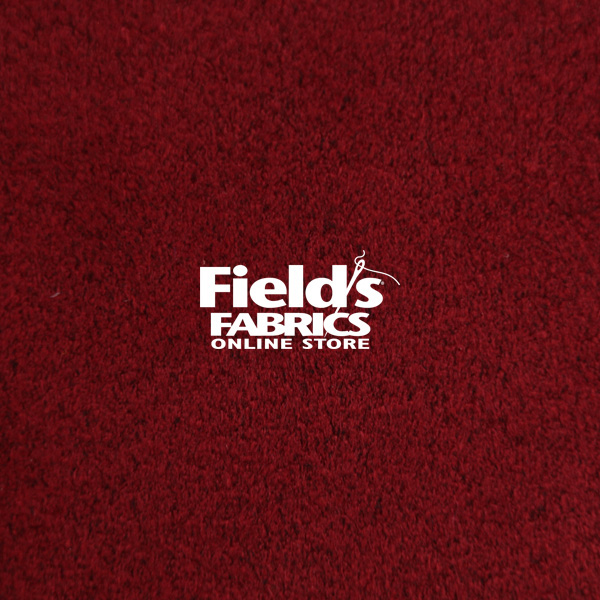 Ultrasuede® ST (Soft) #1348 Colonial Red Custom Color Fabric by the Yard