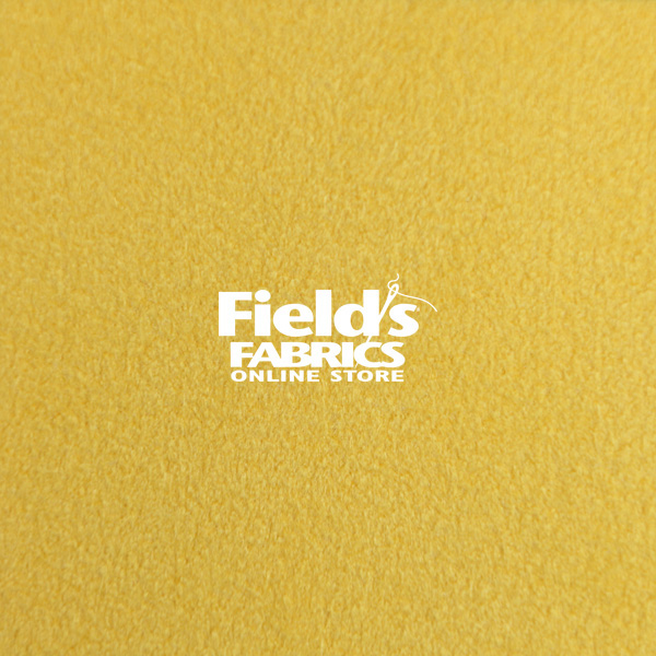 Ultrasuede® ST (Soft) #5193 Yellow Custom Color Fabric by the Yard