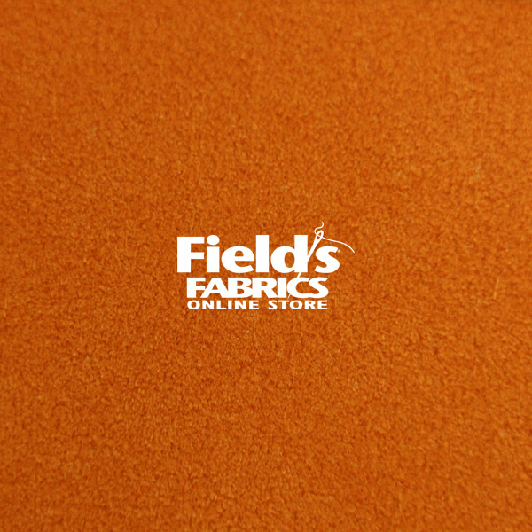 Ultrasuede® ST (Soft) #8275 Burnt Orange Custom Color Fabric by the Yard