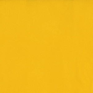 COTTON Close Matching Solid Cotton Color Yellow Cotton Fabric Solid By the Yard (K001-1089 Corn Yellow) (Similar Color to Central Michigan University Chippewas CMU)