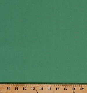 Freespirit Essentials Cotton Linen Blend Green Fabric Solid By the Yard (LILS020-GREEN)