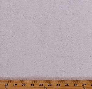 "60"" Double-Faced Velour Terry Cloth White Reversible Fabric by the Yard (4289L-7A)"