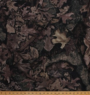 "60"" True Timber® Camouflage Camo Soft 4-Way Stretch Single Knit Fabric Print by the Yard (4764Z-10A)"