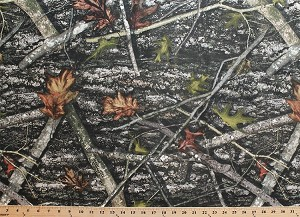 True Timber Twill Camouflage Camo New Conceal Fabric by the Yard (bf0355-593)
