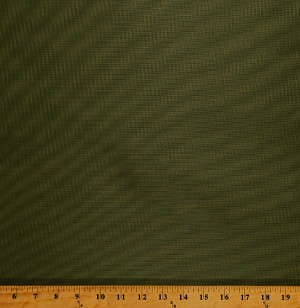 "70"" Mosquito Netting Green Nylon Mesh Fabric By the Yard (4386F-7A)"