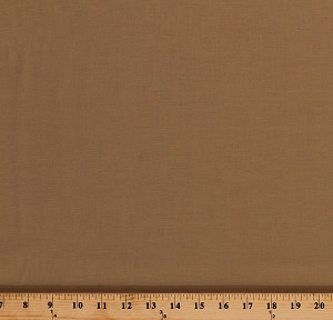 COTTON Close Matching Solid Cotton Color Cotton Fabric Solid By the Yard (9900-245) (Similar Color to Western Michigan University WMU)