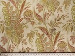 "54"" Tommy Bahama® Cayo Vista Wet Sand Large-Scale Floral Leaves Botanical Asian Motif Leafy Textured-Look Indoor/Outdoor Fabric by the Yard (800642)"