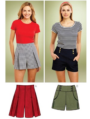 Kwik-Sew Pattern – Shorts