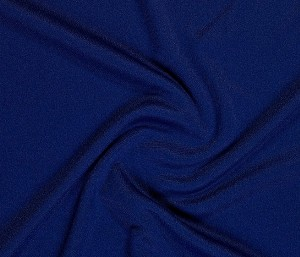 "60"" PUL P.U.L. 1 mil Poly-Urethane Laminated Diaper Cover Water Resistant Solid Fabric by the Yard - Navy"
