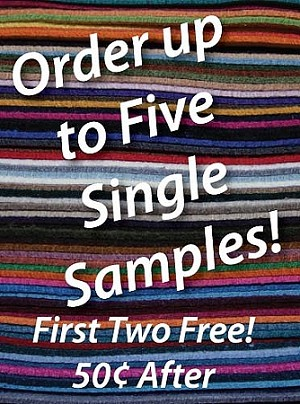 Single Samples of Fabrics