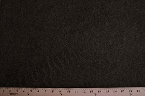 "Wool Fur Grayish-Brown Wool Blend 60"" Wool Fur Fabric by the Yard (4008Z-9J)"